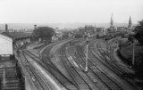 Cheltenham St James Railway Station 1932