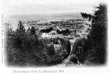 Cheltenham From Leckhampton & Middle Incline c1900