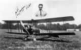 With Pilot's portrait & signature