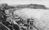 Scarborough & Bay General View c1880 MD