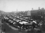 Great Yarmouth Market c1880 MD