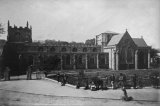 Bangor Cathedral c1880 MD