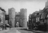 Canterbury, Westgate c1885 MD