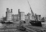 c.1890s view of Caernarvon Castle