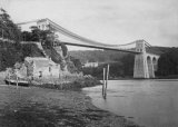 Menai Suspension Bridge c1890 MD