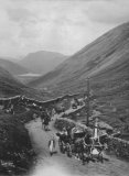 Kirkstone Pass & Horse-Drawn Coaches c1890 MD