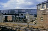 No. 1420 shunting at Leominster South End in April 1964