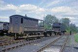 No. 1458 shunting at Kington in May 1964