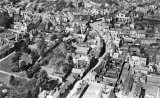 Ross on Wye, aerial view A