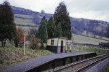 Llanfaredd Halt c1962