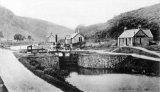 Crinan Canal, Lock 8 at Cairnbaan A