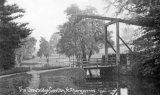 Brecon & Abergavenny Canal, Drawbridge at Govilon A