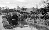 Monmouthshire Canal, Pant bridge, Newbridge