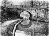 Montgomery Canal, bridge (No 2) Newtown
