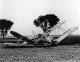 Aircraft K5564 Crashed B