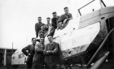 Armstrong Whitworth Atlas Mk 1 & group RAF Henlow c1930