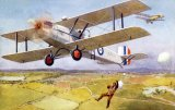Parachuting RAF