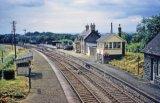 Masbury Railway Station c1964