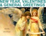 New Year, Valentines & Birthday Greetings