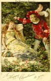 Tuck Series 1713, The Sleeping Beauty A