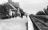 Dyffryn Railway Station