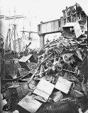 Swansea Docks, Vale of Neath Rly accident 1865