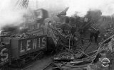 Treherbert, TVR Train Crash B