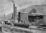 Ebbw Vale Coal, Iron & Steel Co Ltd. Image from an official company brochure published in 1907