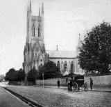 Cheltenham, Christ Church c1860