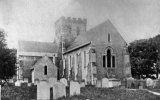 Broadwater Church, Sussex c1860