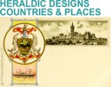 Heraldic Designs, Countries & Places