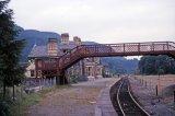 Bettwsycoed Railway Station c1970