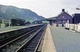 Portmadoc Railway Station 1973
