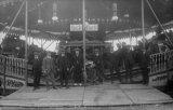 Fairground Ride c.1910 MD