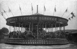 Fairground Ride Roundabout c.1910 MD