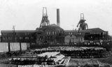 Houghton Main Colliery B 1908 JR