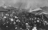 Hull Fair  Fairground c.1910 MD