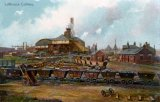 Lofthouse Colliery, colour JR