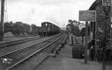 Darton Railway Station L&YR nr Barnsley JR