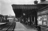 Great Harwood Railway Station L&YR JR