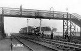 The Oaks Railway Station, nr Bolton L&YR JR