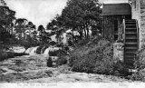 Killin, watermill on River Dochart