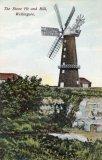 Wellingore windmill & stone pit colour