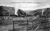 Gilfach Goch, Britannic & Glamorgan Collieries