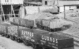 Gurnos Colliery PO wagons