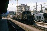 RhB No 412 at Chur on 14.6.1991