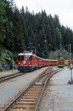 No 623 Bonaduz at Davos-Laret on 6.6.1992