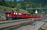 RhB No 610 at Filisur on 24.9.1997