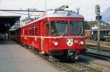 RhB No 513 at Chur on 23.9.1997