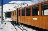 Kleine Scheidegg, Jungfraubahn 21.2.1997